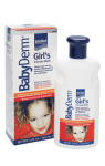 Babyderm Girl's intimate wash