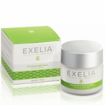EXELIA Anti-Wrinkle Night Cream for Normal and Dry skin
